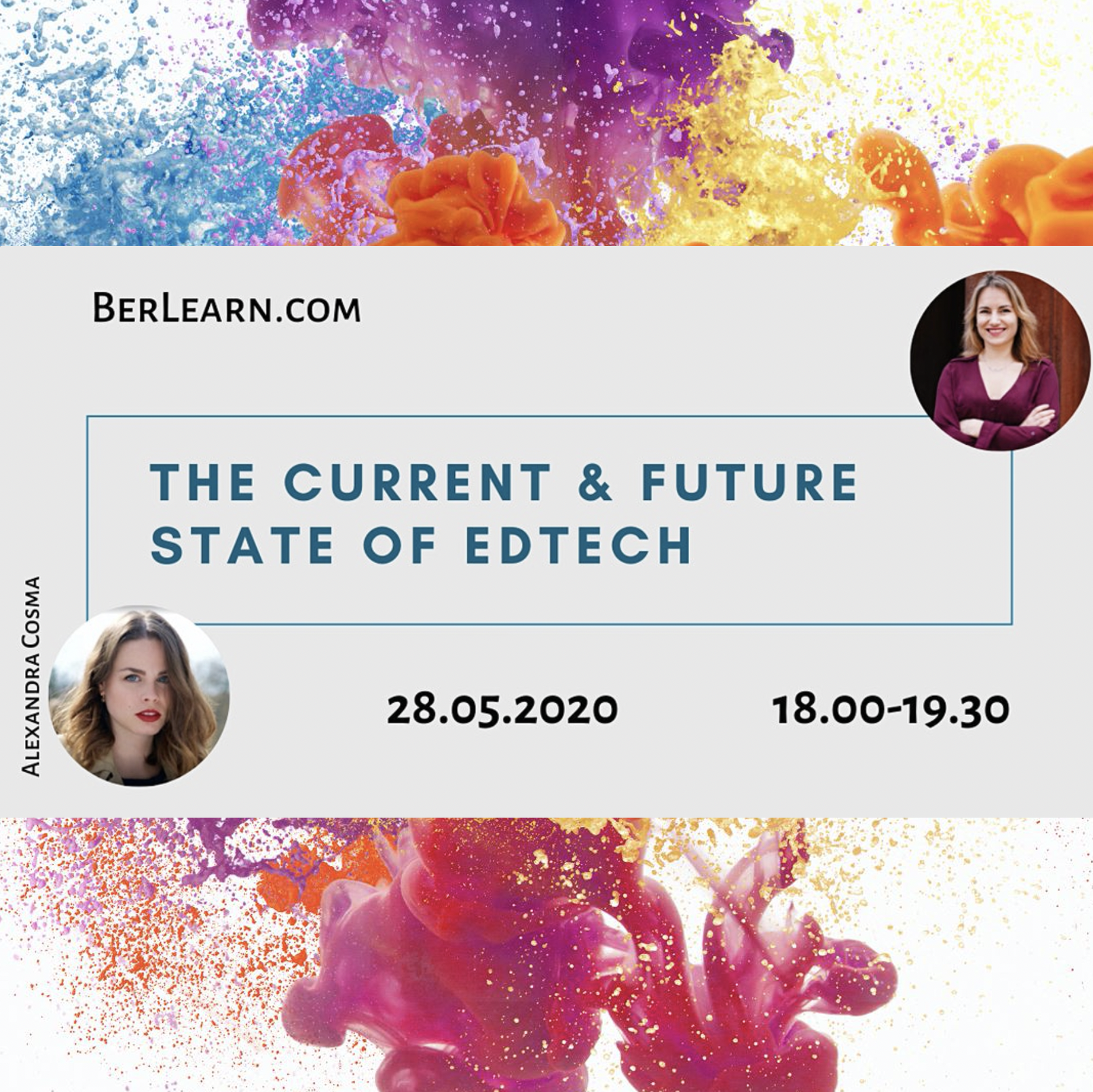 Fireside Chat: The Future and Future State of Edtech